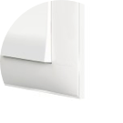 COVER PLATE PURE WHITE