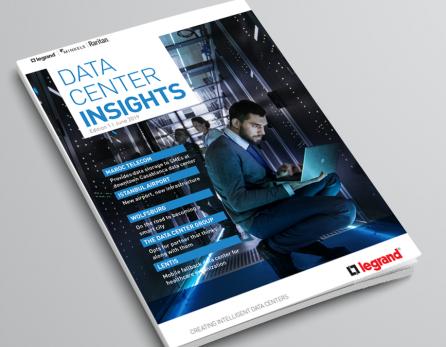 Data Center Insights Edition 1 June 2019